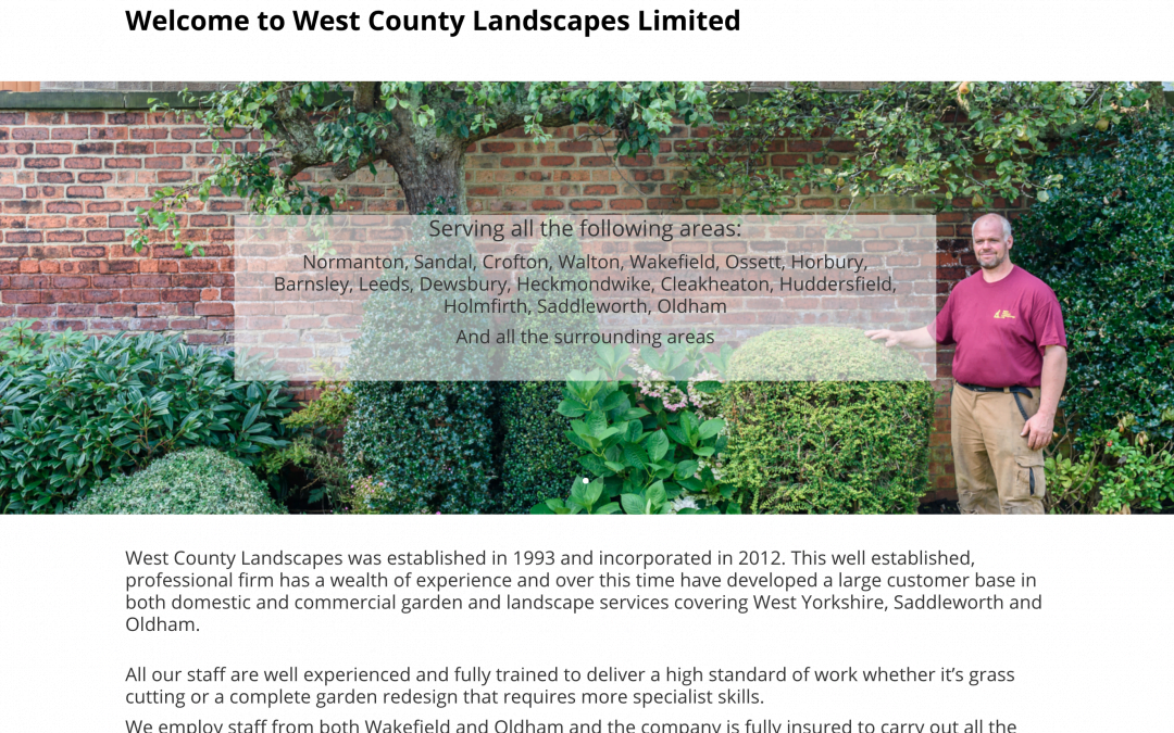 West County Landscapes