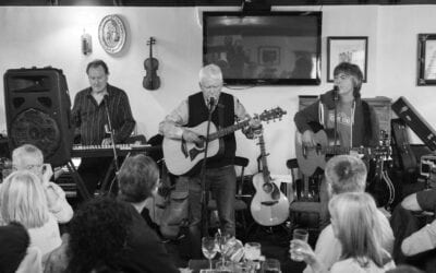 Live Performance Photography Saddleworth: The Collective and Barclay James Harvest