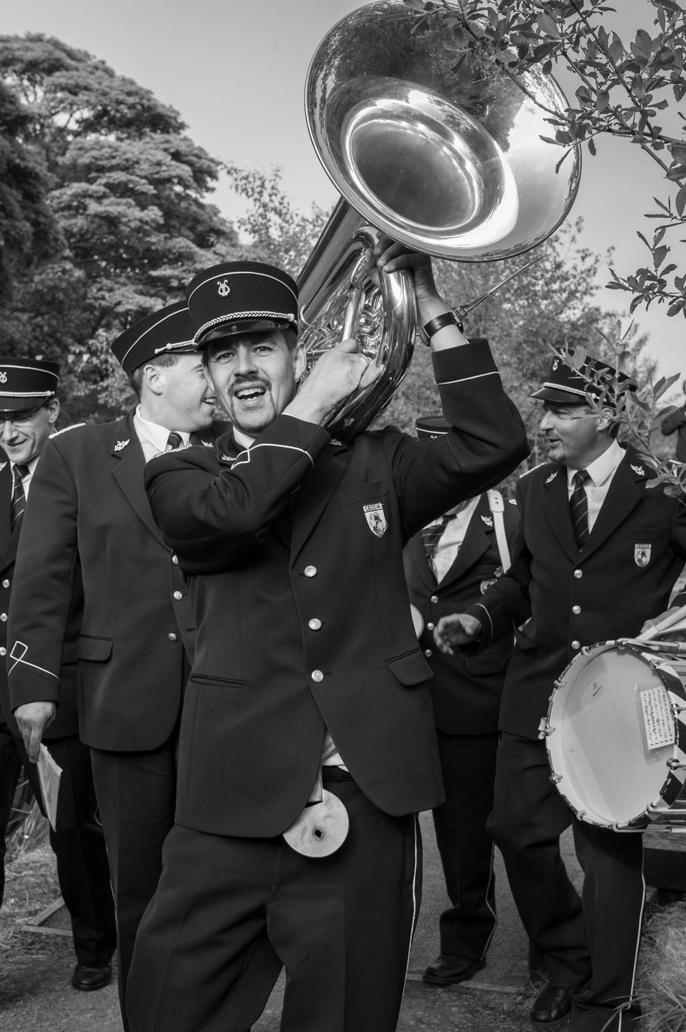 whit friday bandsman documentary photography stuart coleman