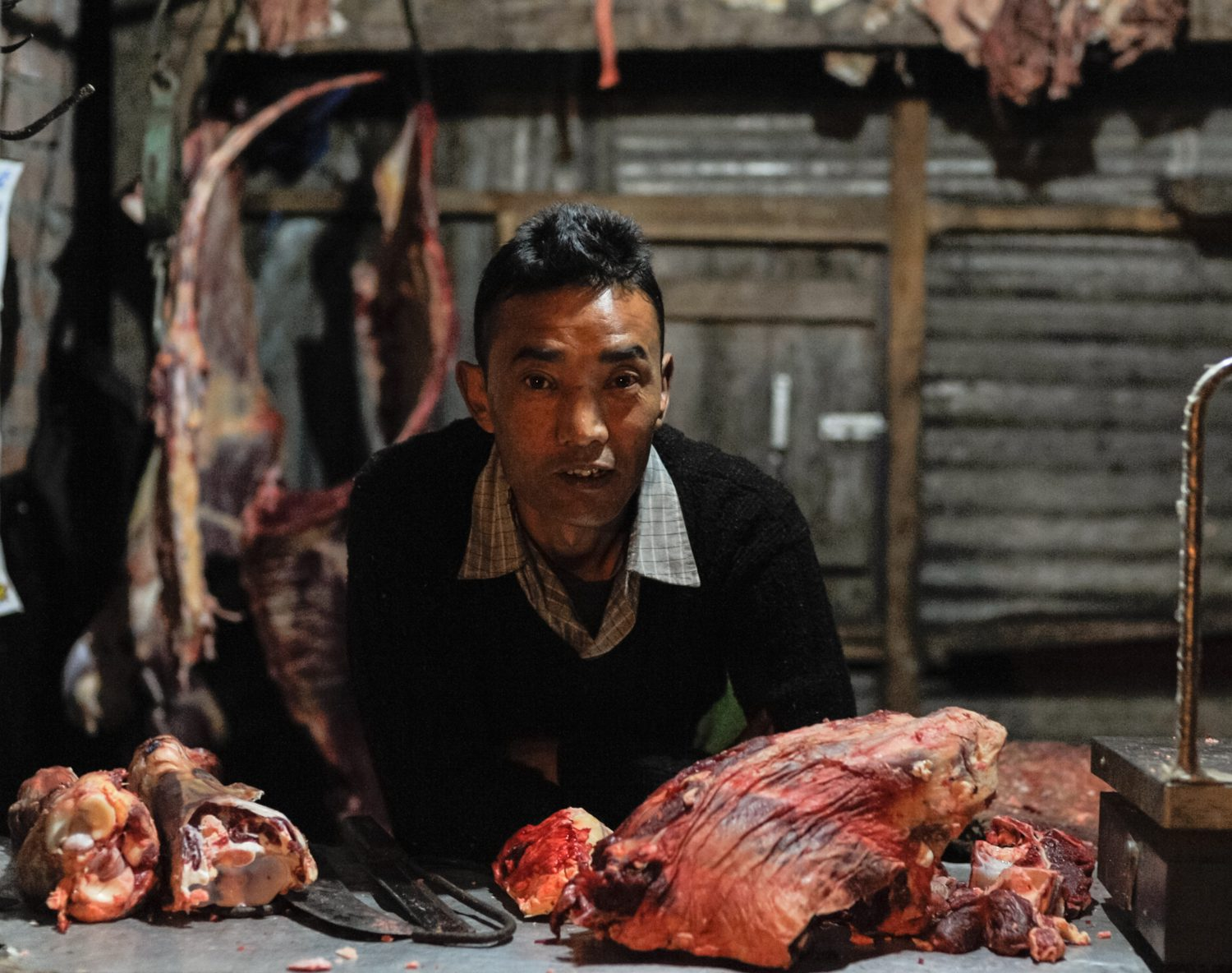 butcher darjeeling documentary photography stuart coleman